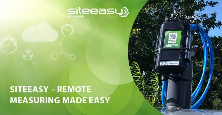 Remote measuring made easy